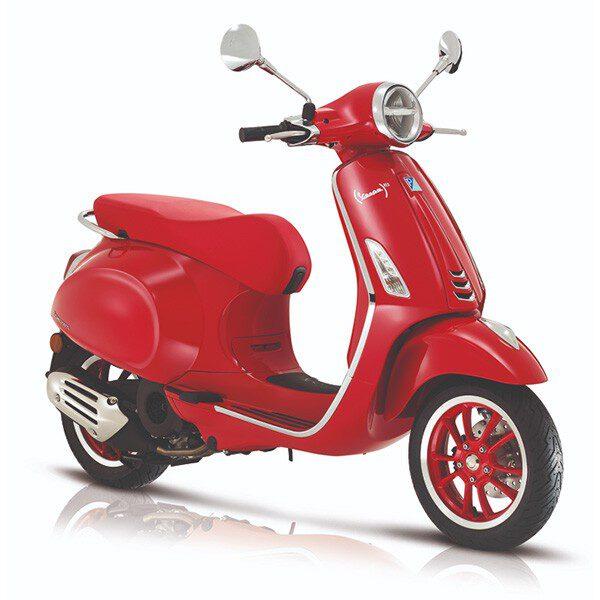 Vespa Primavera RED 50 4T Euro 5 RST