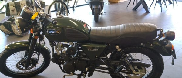 Hanway RAW Hanway 50 Caferacer